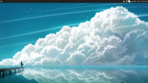 Arch + xfce4 + awesome(?)