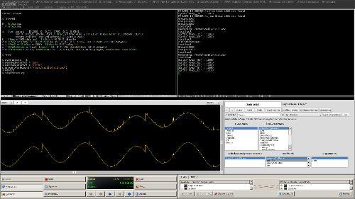 Stumpwm + Emacs, сочиняю музыку