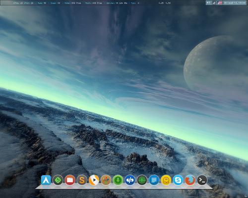 KDE+Arch