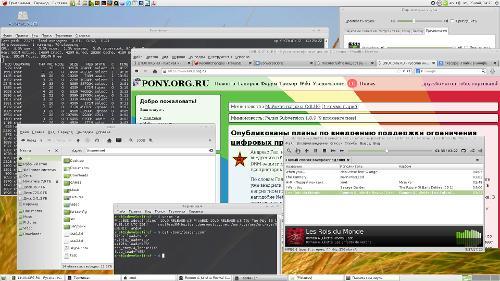 Freebsd 10 как desktop