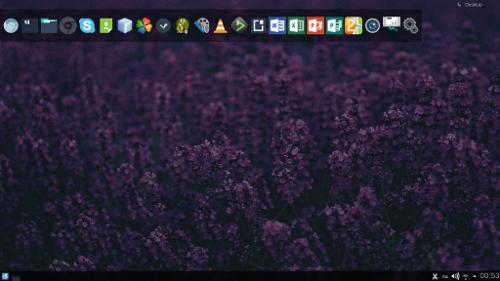 ArchLinux/KDE