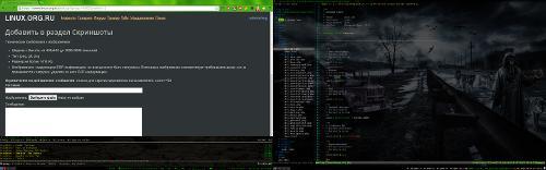 Gentoo + i3wm