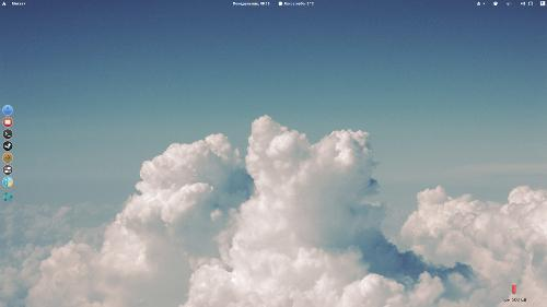 Воздушный Gnome 3.12