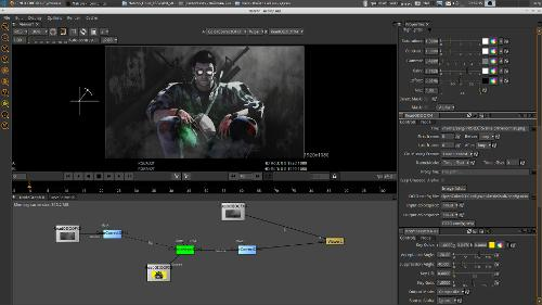 Композитинг видео в Linux