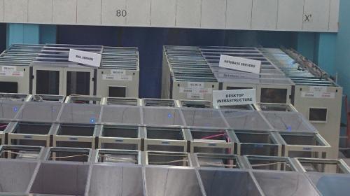 Desktop в CERN