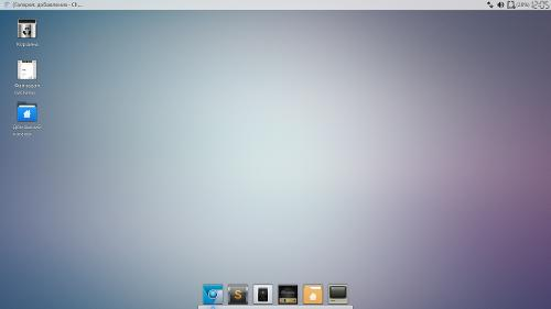 Arch+xfce4.10