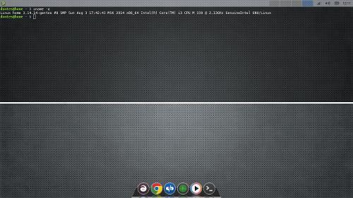 Gentoo + Xfce