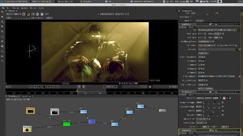 Композитинг видео в Linux часть вторая
