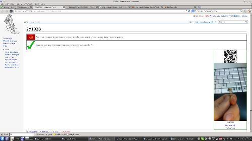 mediawiki в виде базы данных компонентов