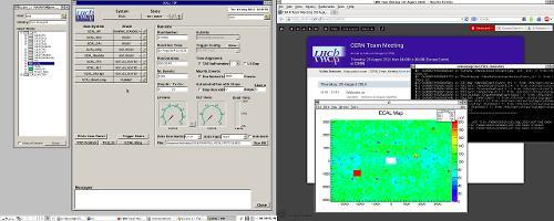 Управление калориметром LHCb