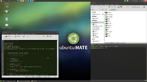 Ubuntu Mate Beta 1 - старый добрый убунтодефолт