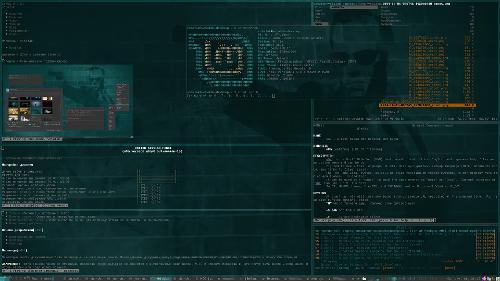 Awesome и xfce4-panel и xfdesktop изредка