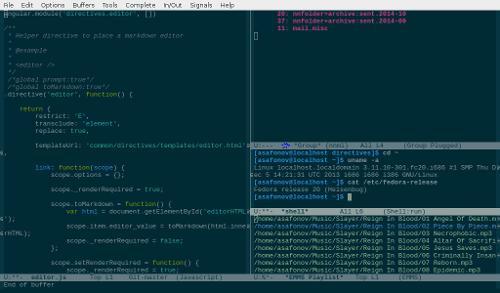 Emacs OS