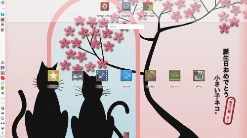 Котики и KDE