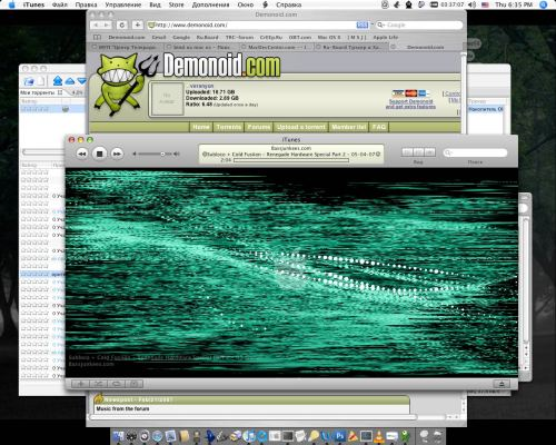 MAC OS X 10.4.8 на Athlon 64/nForce4/SATA