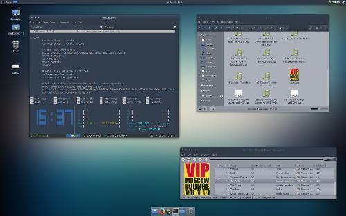 Пробуем GNU/Linux на десктопе