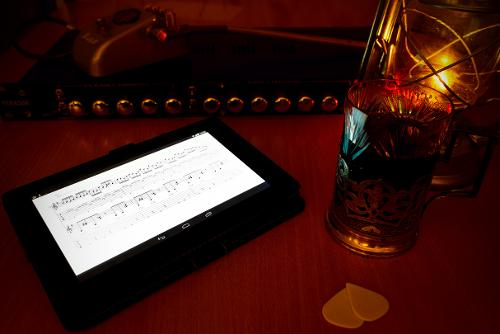 Android, чай и семь тёплых ламповых ламп