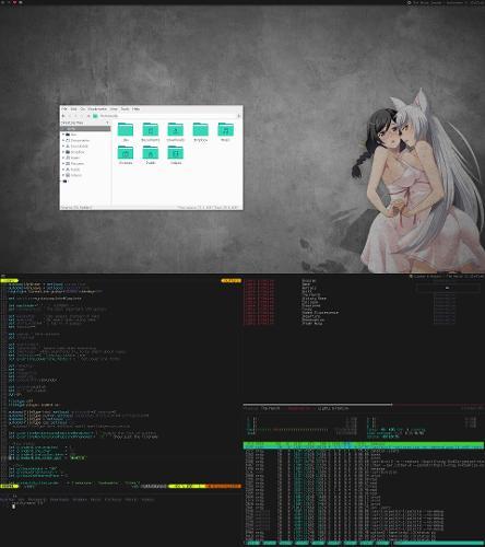 Linux & Neko v2