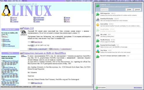 Firefox? Conkeror!
