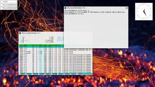 Debian & twm