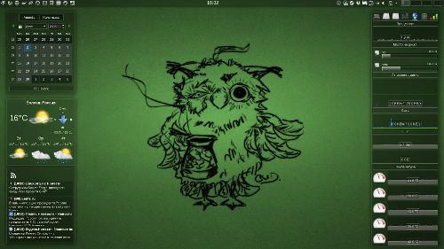 openSUSE домашняя