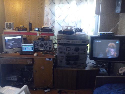 Моя дачная РадиоРубка