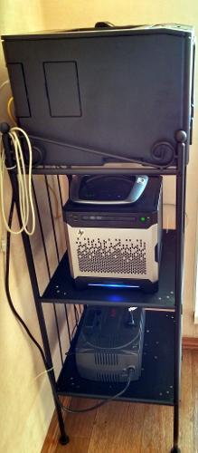 Новый сервер под торренты