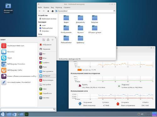 Linux для домохозяек и офисных работников