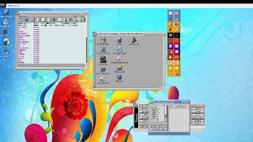 Icaros Desktop - открытая реализация Amiga OS