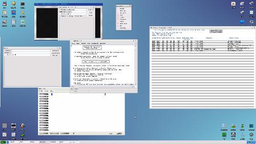 KolibriOS – ОС написанная на ассемблере и работающая на 1 MB HDD/8 MB RAM