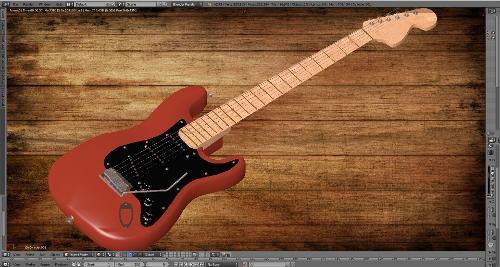 Fender, проба пера