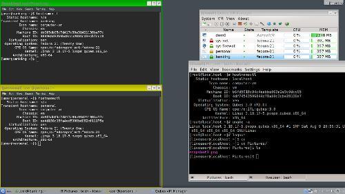Qubes OS - изоляция приложений с помощью Xen