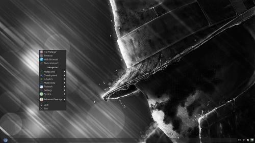 OpenBox + Archlinux