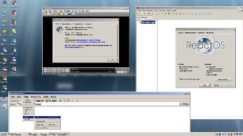 ReactOS 0.4 - 18 лет после старта проекта: на пути к альтернативе Windows