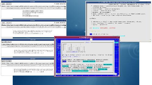 Аффинные преобразования в подсистеме Core X Fonts