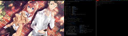 Мой Slackware + i3