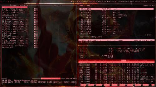 ArchLinux + i3-gaps