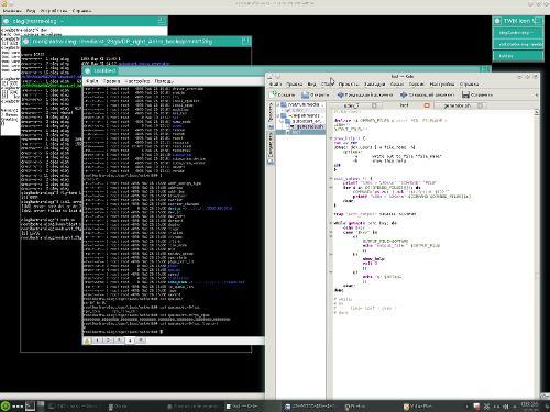 OpenSuse 13.1 + Astra Linux Orel в VirtualBox