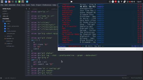 Arch Linux и Budgie Desktop