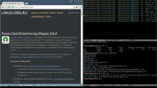Emacs - мой новый window manager