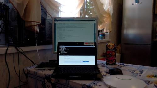 OpenWRT и Unifi AP LR