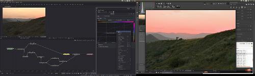 Fusion 8 как средство цветокоррекции фотографий под Linux