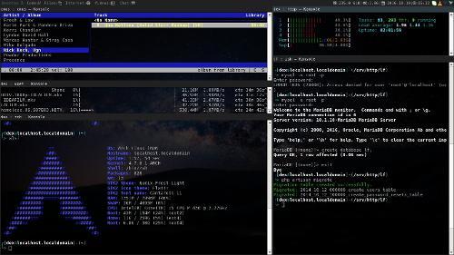 Arch или идеал для Web