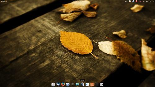 elementary OS 0.3.2 Freya (64-bit) - Основана на Ubuntu 14.04