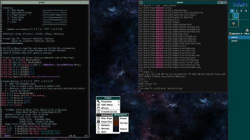 Дефолт FVWM 2.6.7