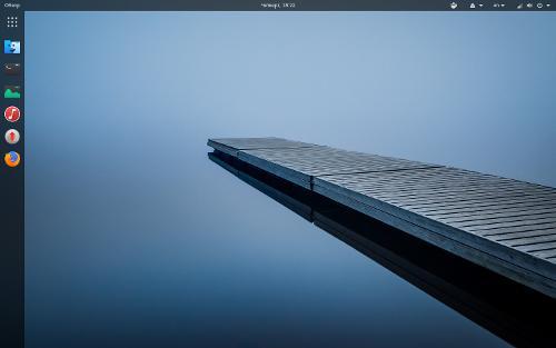Gnome 3.22 на Debian 9