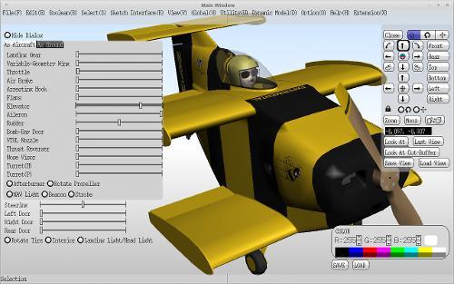 «Starr Bumble Bee» для YSFlight