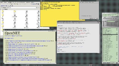ALT 8.0 Server с sysvinit и без pulseaudio и тяжёлых DE