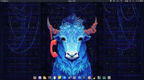 Archlinux на Dell XPS 16 (9350) с Gnome 3 и Wayland