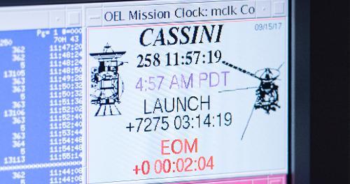CDE в NASA
